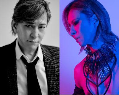 小室哲哉 × YOSHIKI 日本を代表する音楽家同士の対談決定