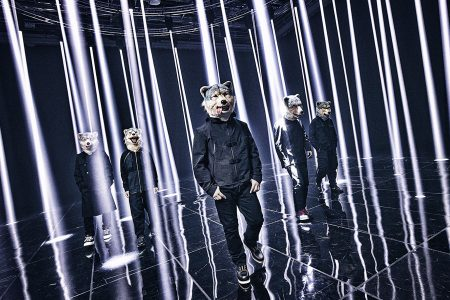 """""""MAN WITH A MISSION""""ニューシングル「Merry-Go-Round」を携えた約2年振り待望の全国3カ所6公演のアリーナツアーを開催!"""